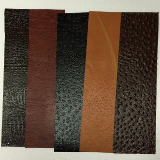 A Practice Leather Blank-0