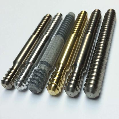 Martin Style Joint Pins, 3/8-10 Titanium-780