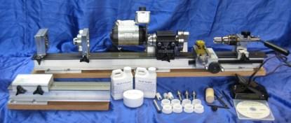 Micro Cue Smith II™ Cue Lathe-0