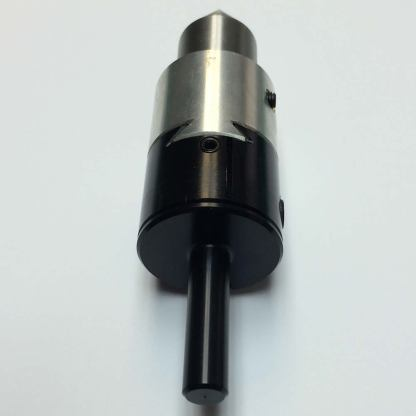 """Live Center - Off-setting for cutting tapers 3/8"""" shank-76"""