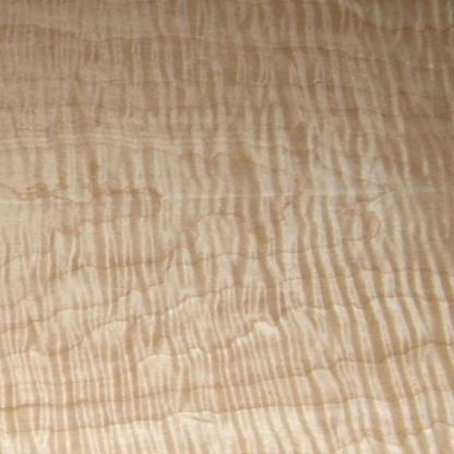 Tiger/Curly Maple Inlay Slab-0