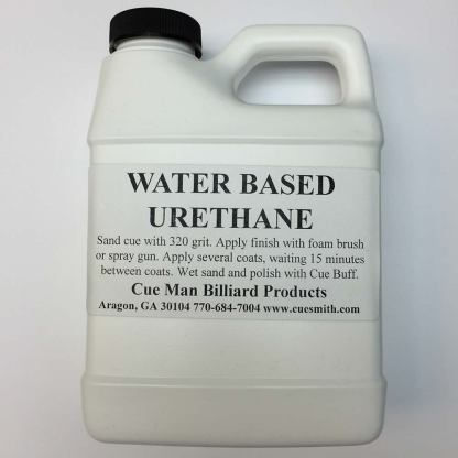 Cue Finish Water Based Urethane (Click for Replacement Product Info)-0