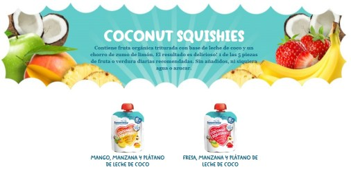 Coconut squishies