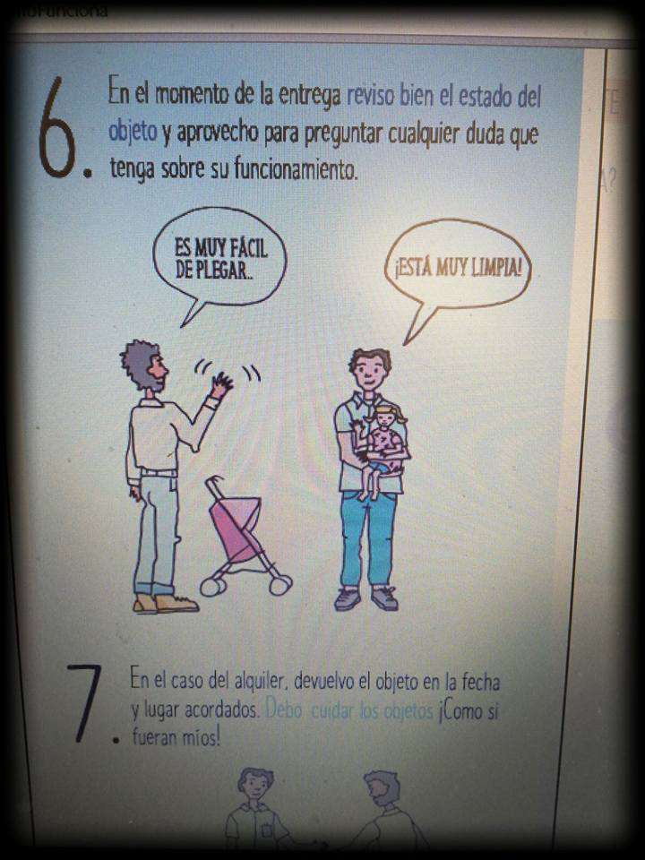 Instrucciones para usar Wallyboo