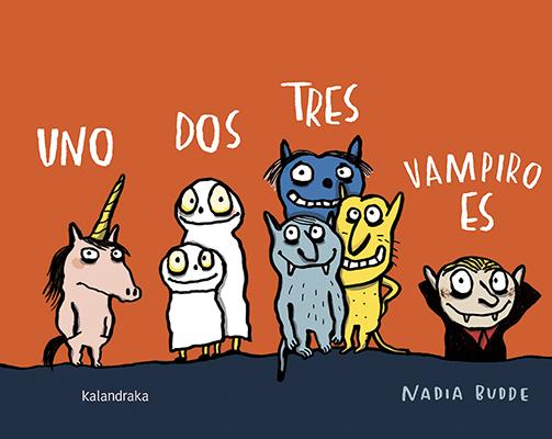 Un, dos, tres, vampiro es una de nuestras lecturas para Halloween