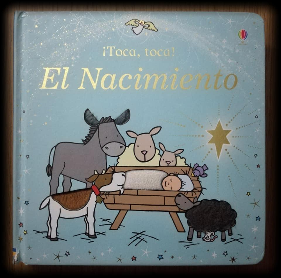 El Nacimiento, uno de los cinco cuentos sobre la Navidad