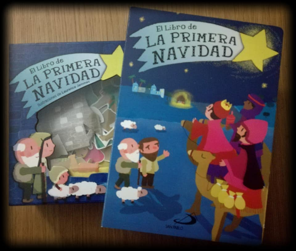 Leer un cuento navideño, otra de las actividades para el calendario de adviento