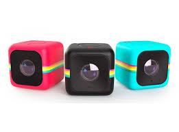 4 ideas originales de regalo para el día del padre. Una cámara Polaroid Cube