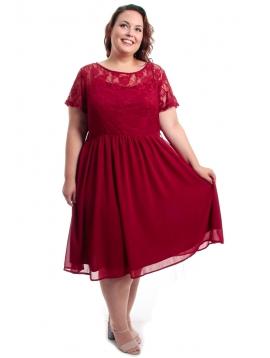 Vestidos de fiesta de tallas grandes. Tienda online Zadeshop