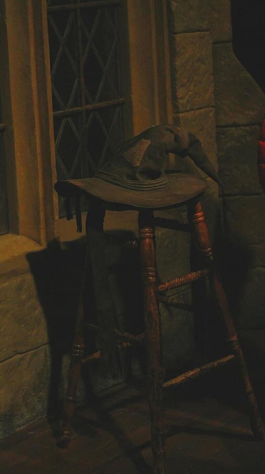 Sombrero de la película Harry Potter