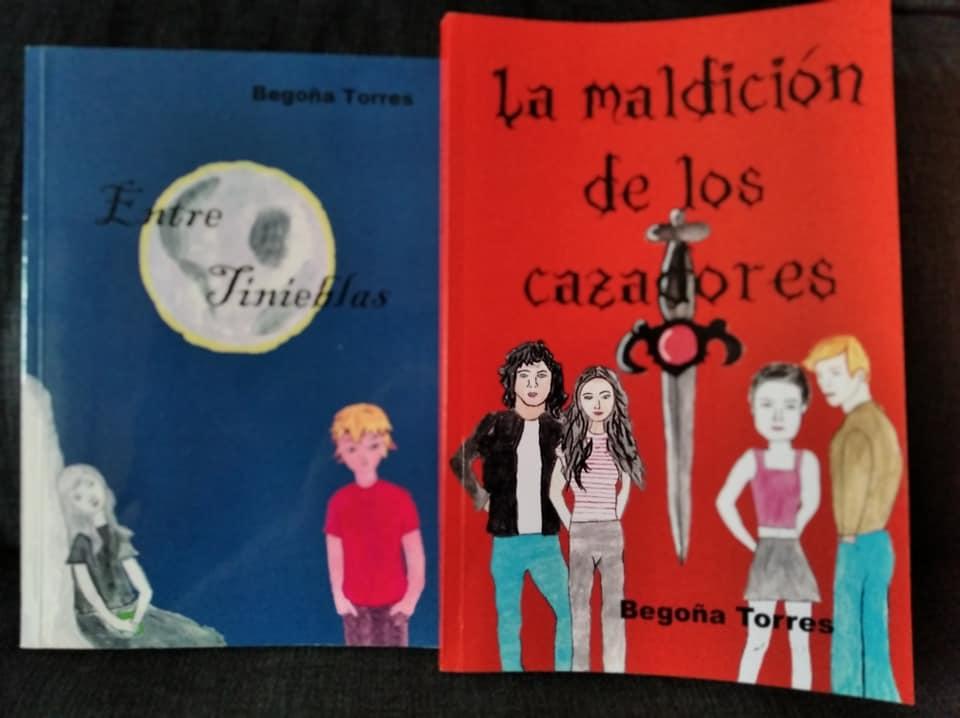 Las dos novelas juveniles de Begoña Torres