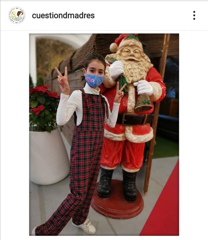 Visita a la casa de Papá Noel que compartimos en nuestro Instagram