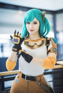 Enji Night Bulma