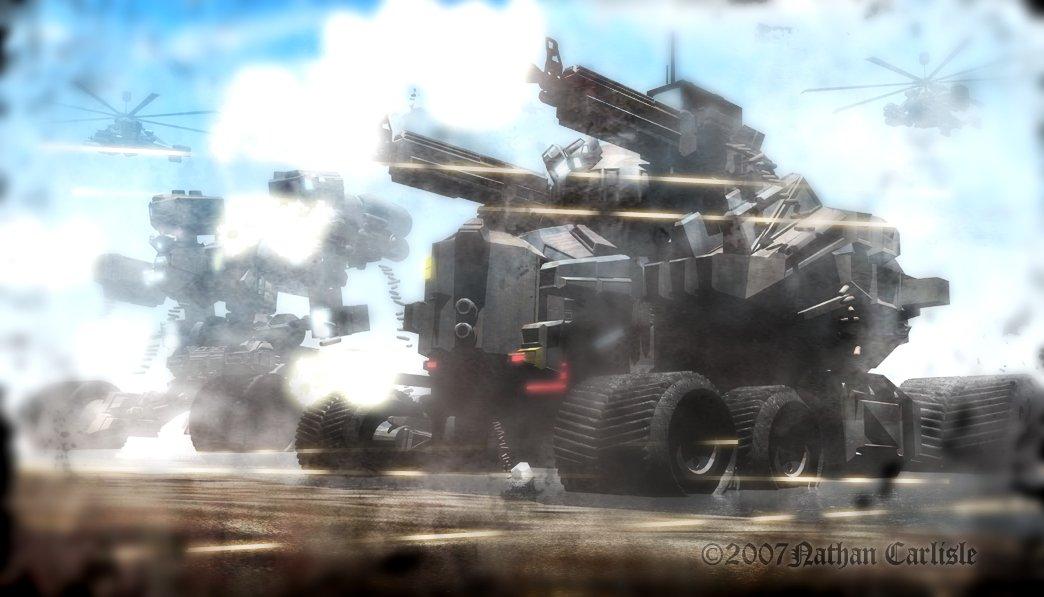 Amphibious Assault por ShamanX