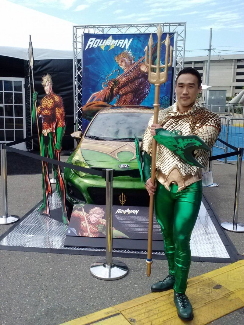 Aquaman Randomality