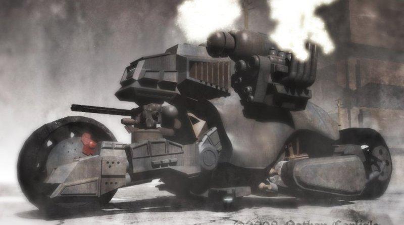 Centurion por ShamanX