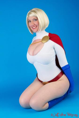 Vegas PG Power Girl