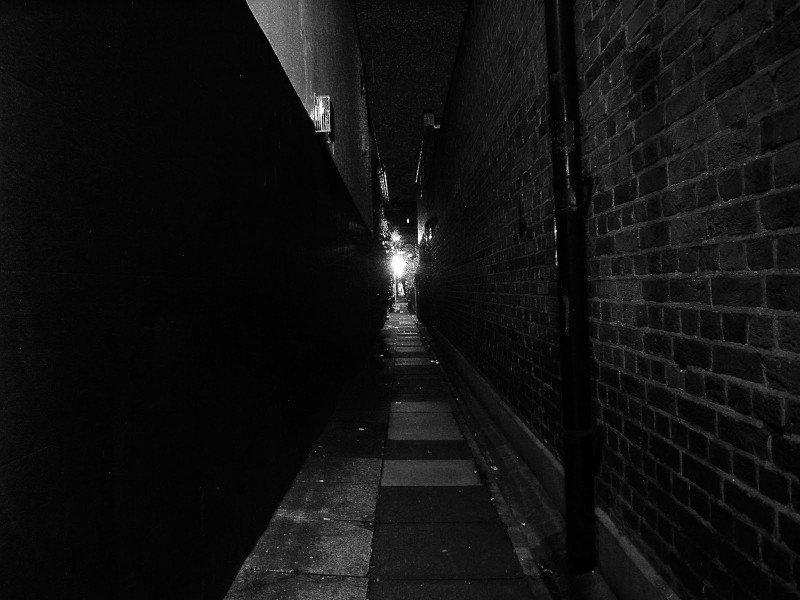 Calles Oscuras