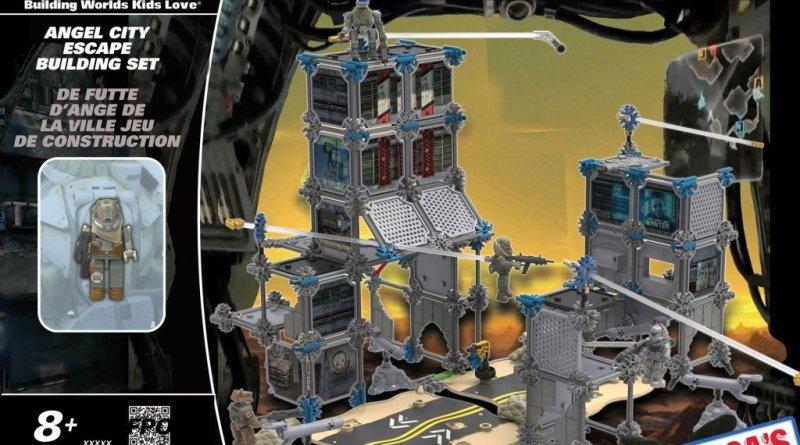 K'Nex Titanfall Angel City Escape