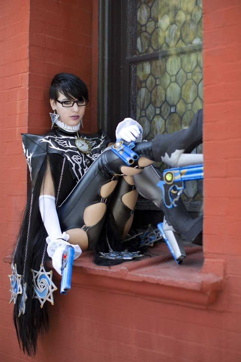 Lisa Lou Who Bayonetta