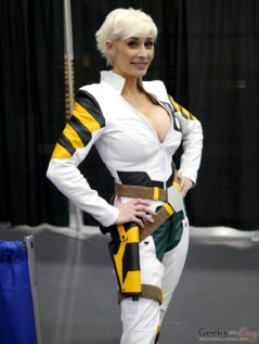 Marie Claude Bourbonnais Cosplayer
