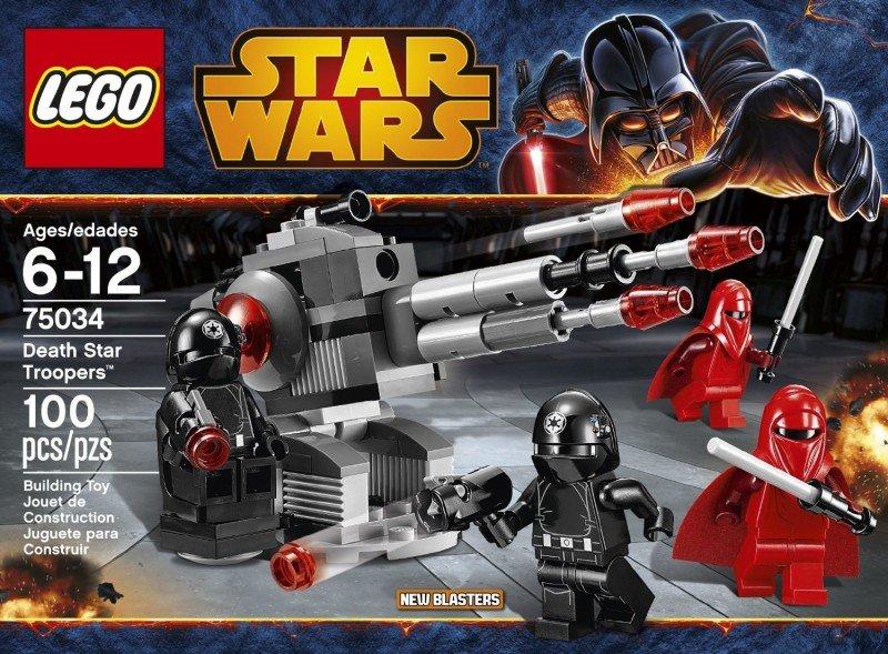 LEGO Star Wars Death Star Troopers