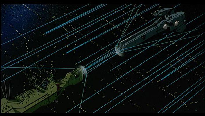 Leyenda de los Héroes Galácticos Naves