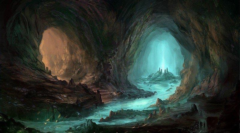 Skywind Cave