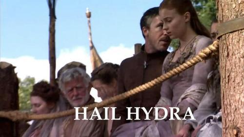 Hail Hydra Littlefinger