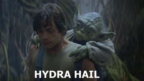 Hydra Hail