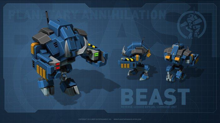 Beast Commander