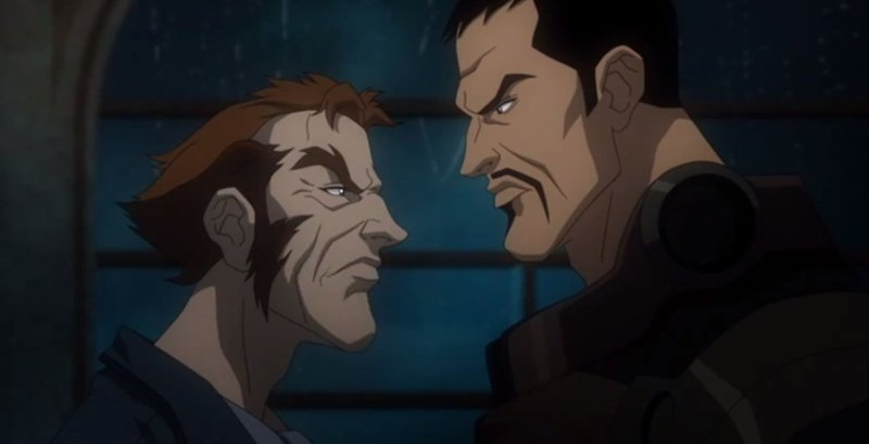 Captain Boomerang and Deadshot