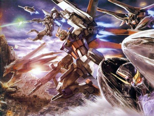 Gundam+SEED+Best+Wallpaper