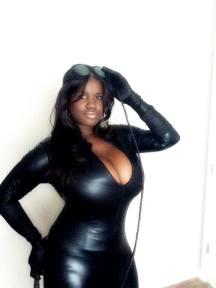 Catwoman Googles Version 2