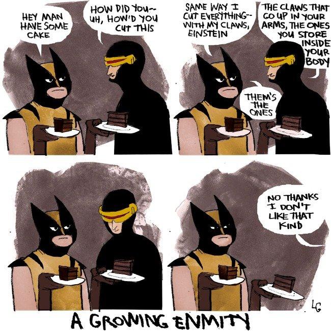 Wolverine Aqueroso