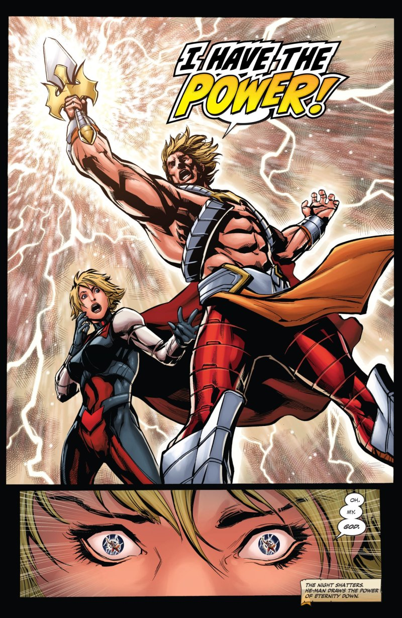 Cómics de He-Man and the Masters of the Universe (2013-) 015-009