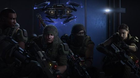 XCOM 2 Resistance Fighters