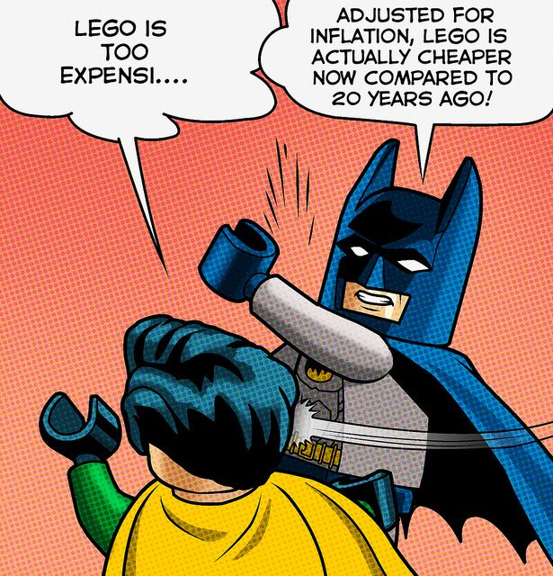 Is LEGO expensive