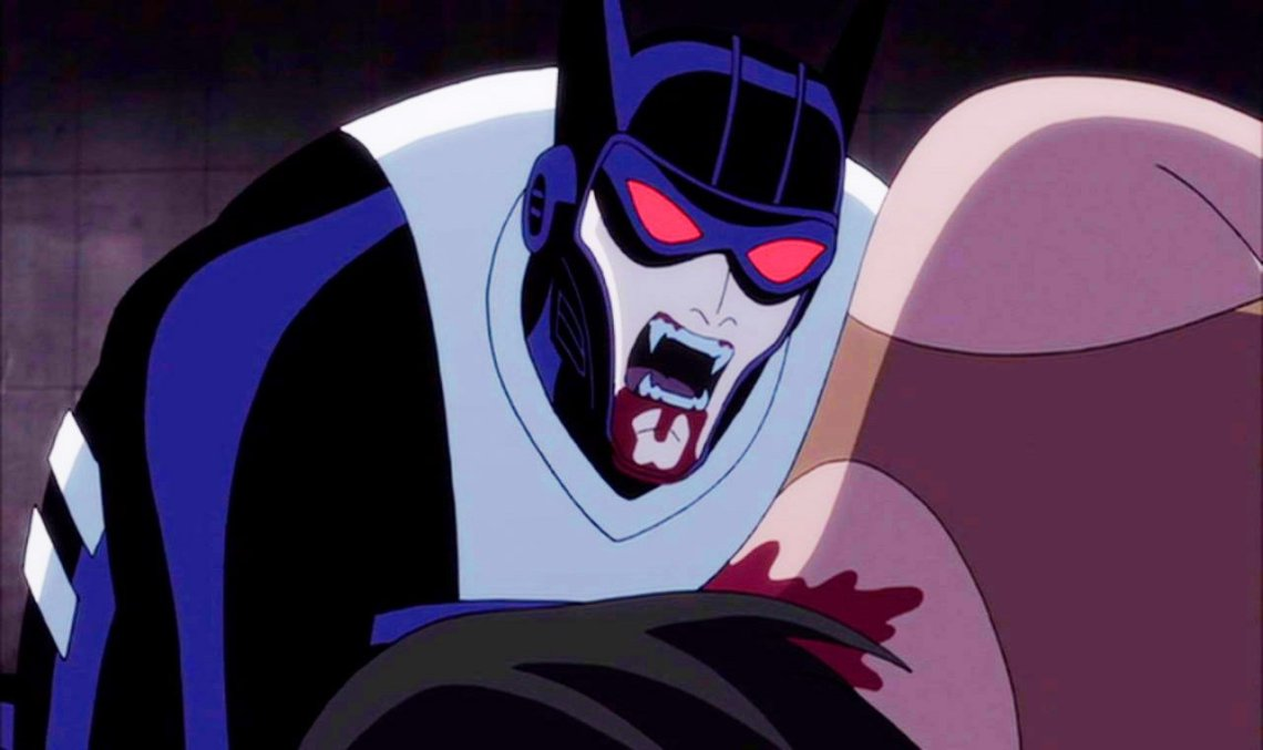 Justice League Gods & Monsters Batman