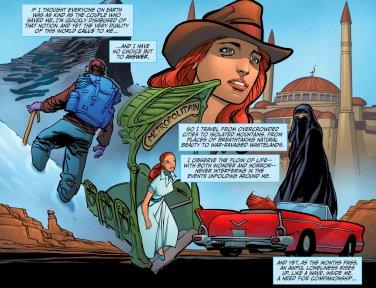 Justice League - Gods & Monsters - Wonder Woman (2015) 001-015