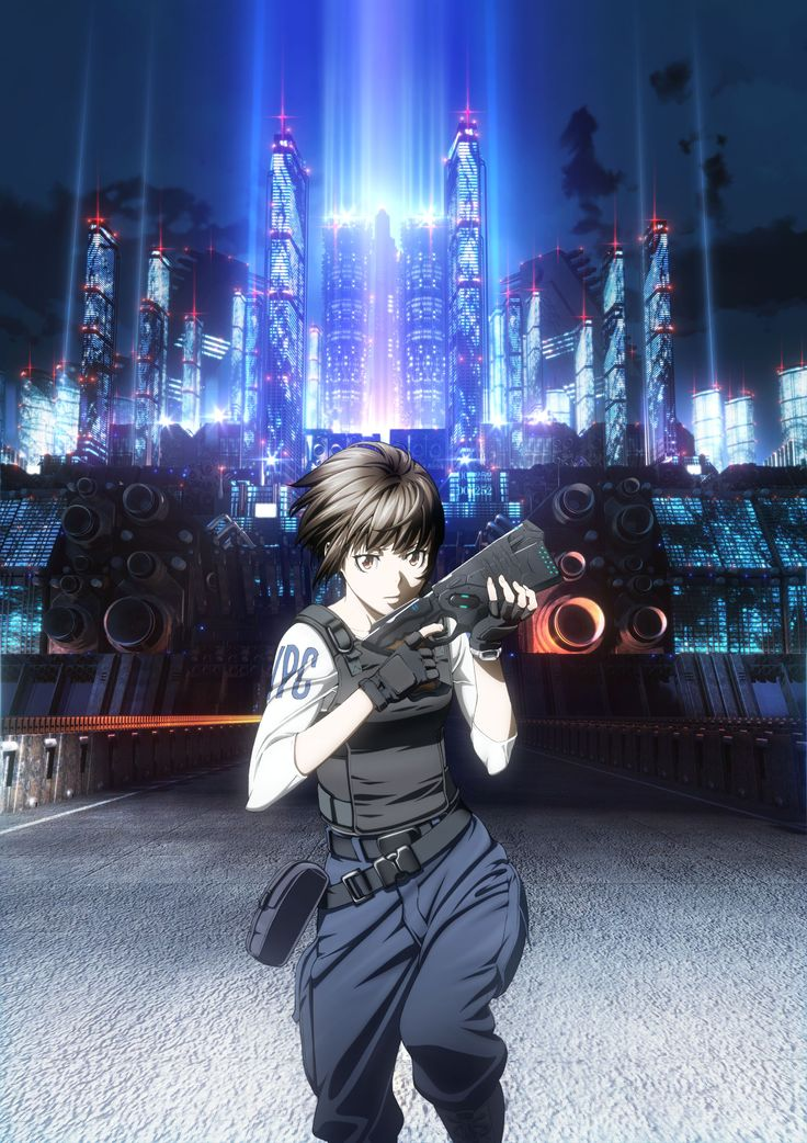 Psycho Pass the movie 2