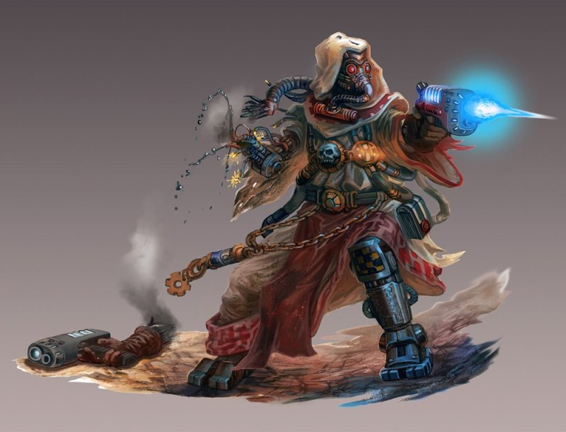 Techpriest