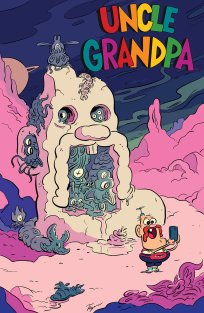 Boom Studios Uncle Grandpa
