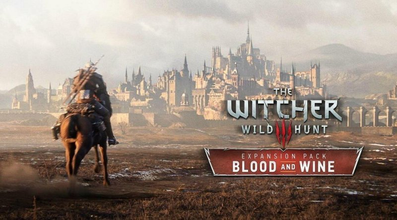 The Witcher III Blood and Wine Panorama