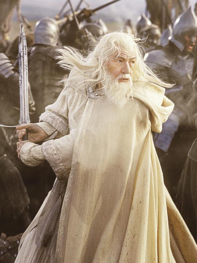 Gandalf con Espada