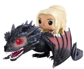 Funko Pop Juego de Tronos Daenerys con Dargon