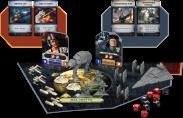 Star Wars Rebellion combate orbital y terrestre