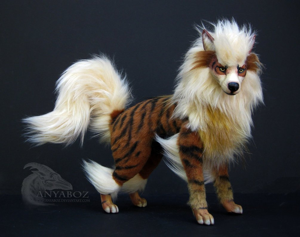 arcanine_room_guardian_for_auction_by_anyaboz-dae5344