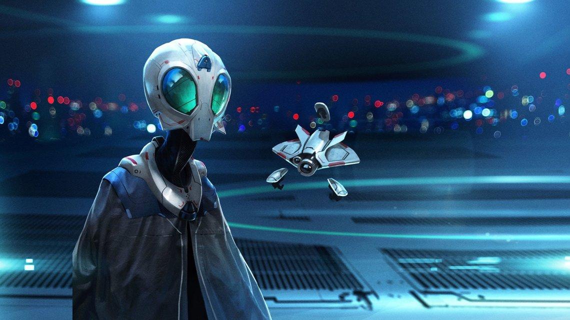 Gameplay de Endless Space 2 Sophons Arte de Concepto