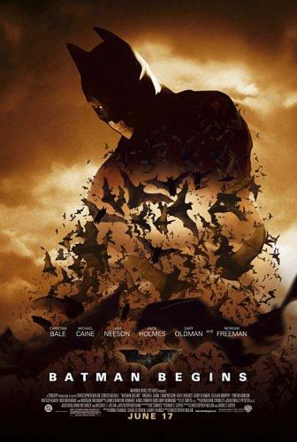 batman-begins-poster diferencia entre las películas de Marvel y DC